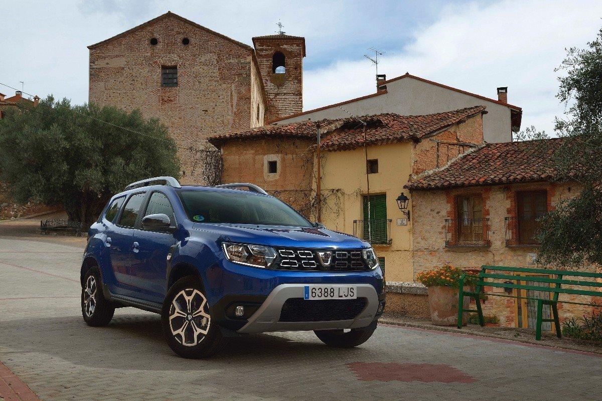 Dacia Duster Glp  Suv Ecol U00f3gico A Precios Atractivos