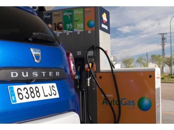 Dacia Duster GLP: SUV ecológico a precios atractivos