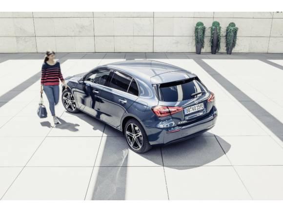 Mercedes Clase A 250 e: el compacto es ahora híbrido enchufable