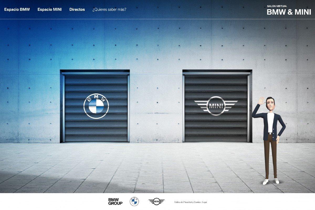 salón Mini BMW