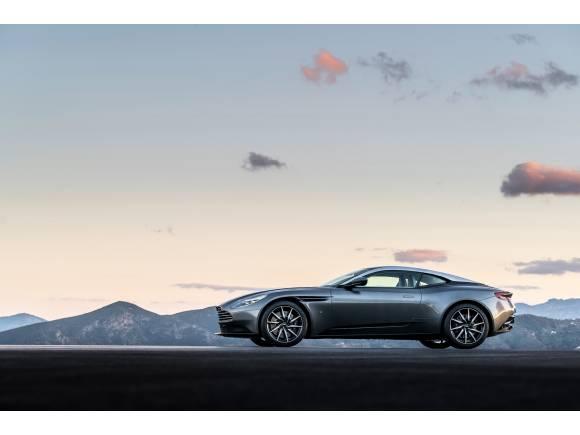 Aston Martin DB11: 608 CV de estilo británico