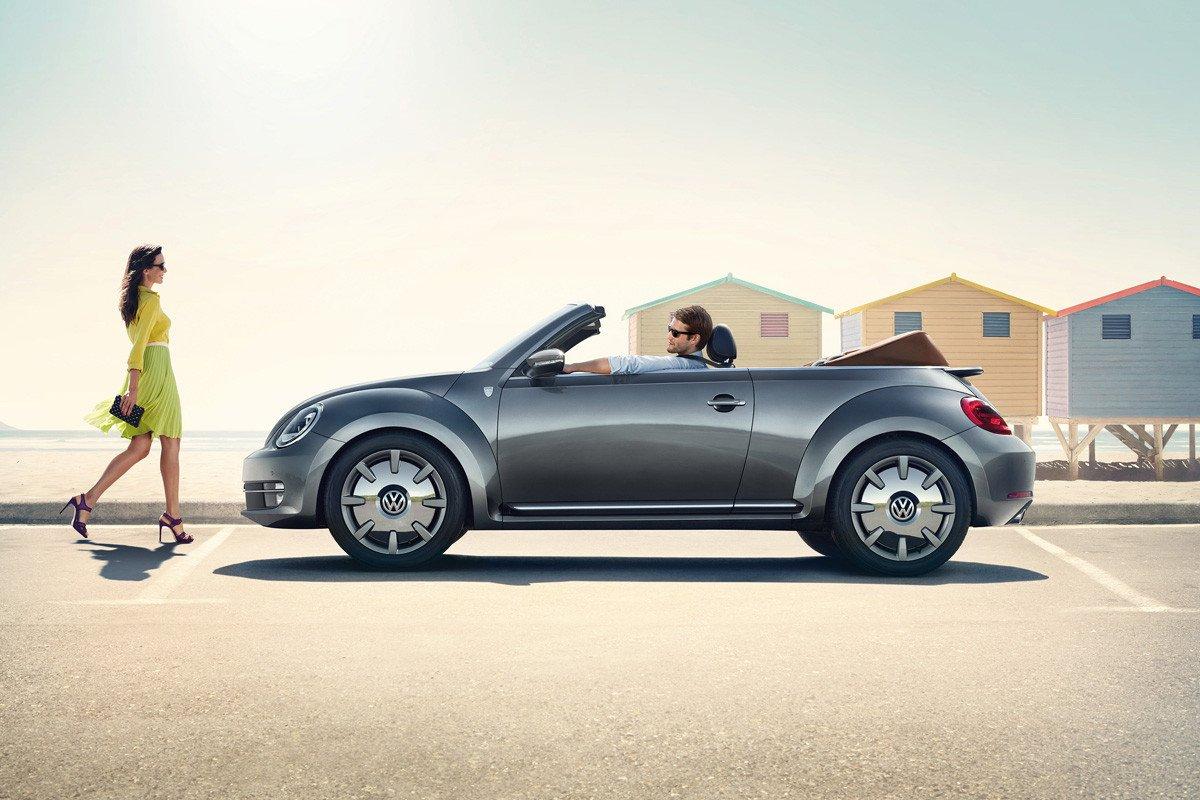 Volkswagen Beetle Cabrio Karmann