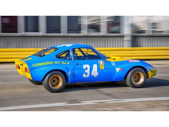 El icónico Opel GT cumple 50 años