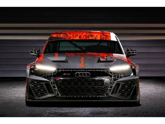 Audi presenta el RS 3 LMS: su nuevo coche de carreras para el WTCR