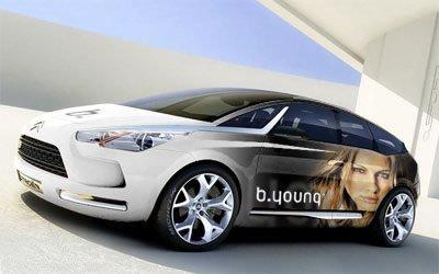 Dependiendo de cuál sea tu coche y de cuánta superficie rotules, puedes ganar hasta 600€ al mes