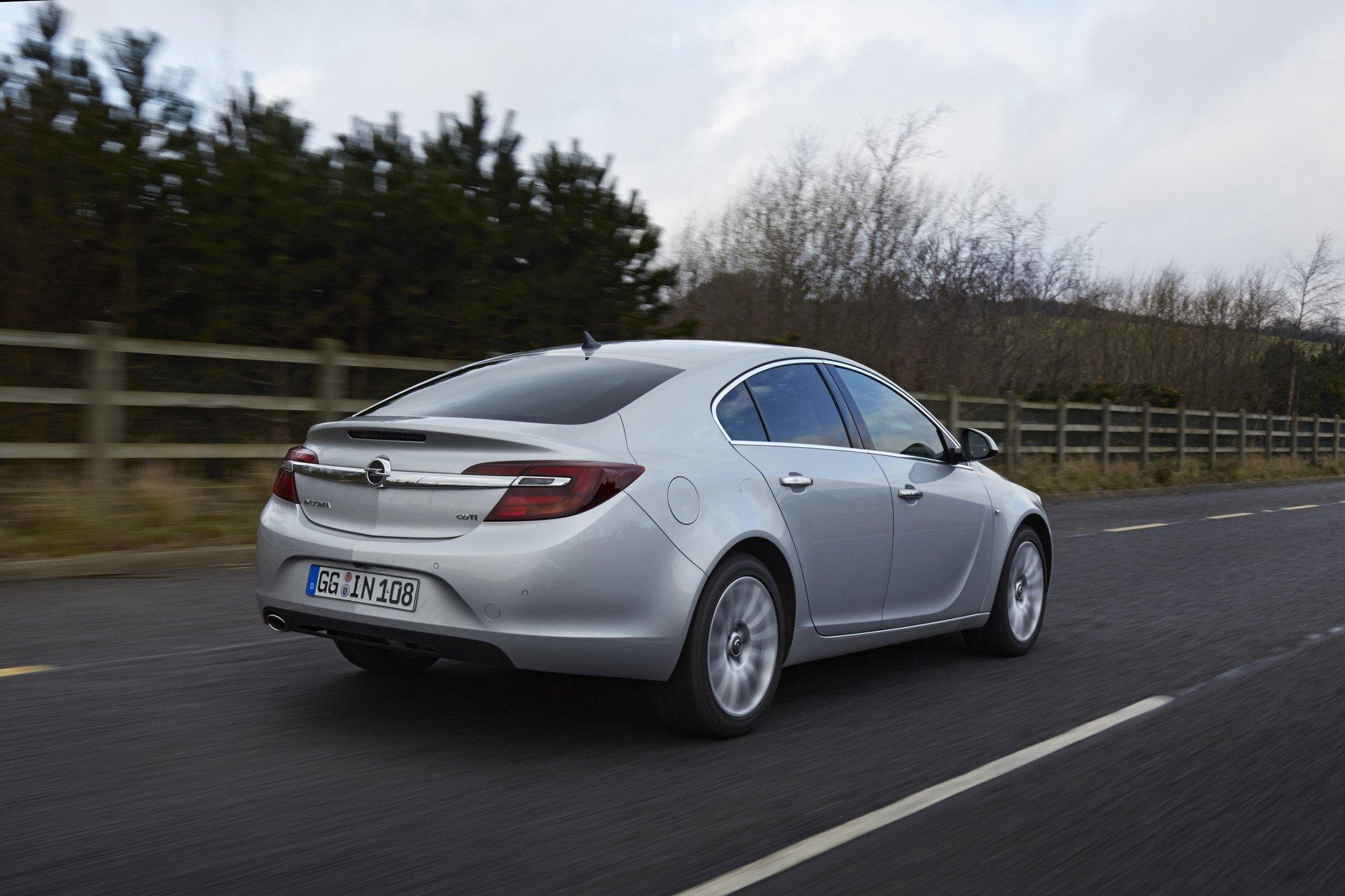 Opel Insignia Innovate Edition