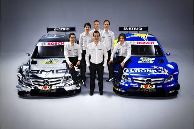 Daniel Juncadella al DTM con Mercedes