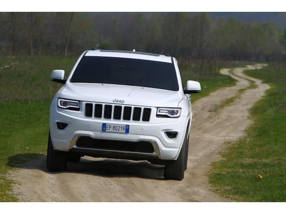 Probamos el nuevo Jeep Grand Cherokee 2014