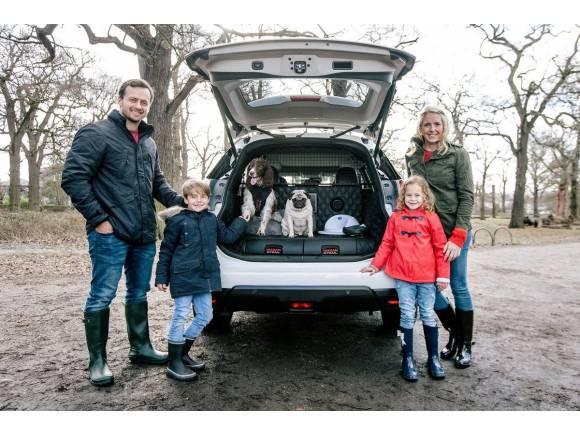 Nissan crea un coche adaptado para llevar perros