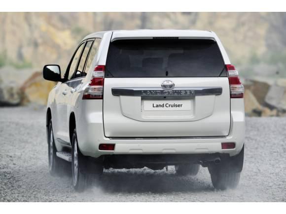 El Toyota Land Cruiser estrena motor D-4D más eficiente