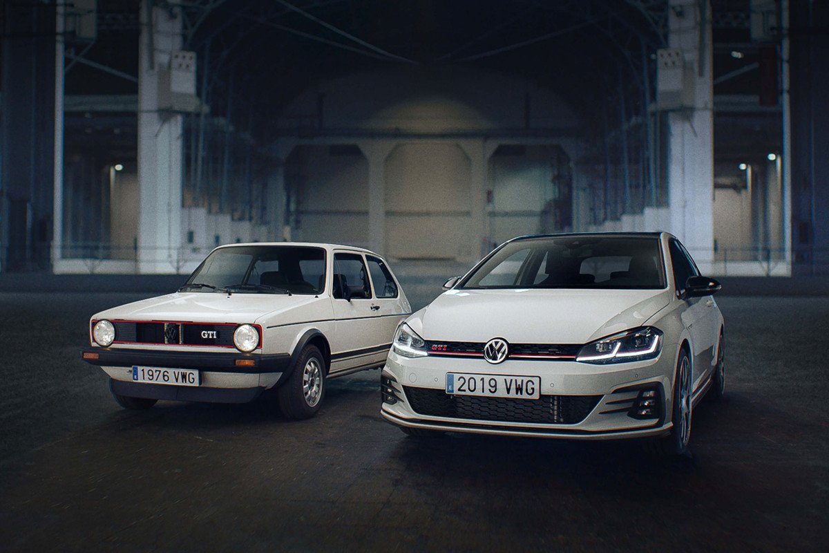 Volkswagen Golf GTI The Original