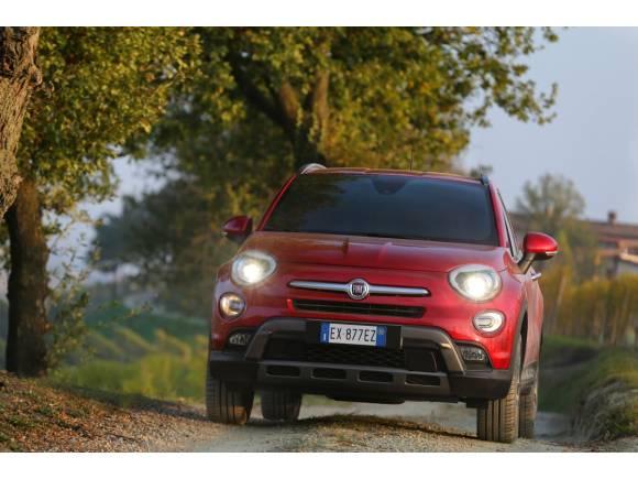 Fiat 500X, presentación y prueba en Balocco