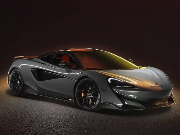 McLaren 600LT, alargado y aligerado para el circuito