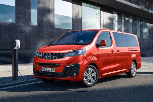 Opel Zafira-e Life: confort eléctrico hasta para nueve personas