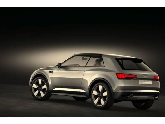 Audi Crosslane Coup 233 Un Descapotable H 237 Brido Anticipo Del Audi Q2
