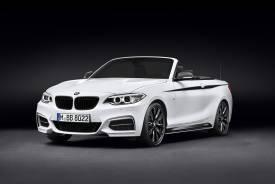 El BMW Serie 2 ya tiene su Kit M
