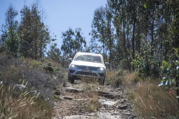 Volkswagen trae la Escuela 4MOTION a la Sierra de Madrid