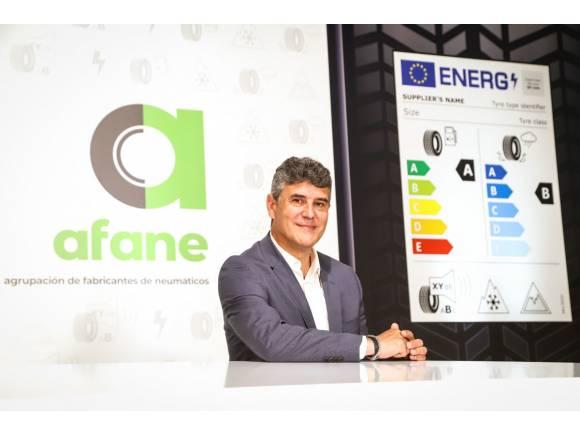 Entrevista con José Luis Rodríguez, director general de AFANE