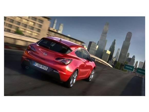 Opel Astra GTC: El 7 de junio podrán realizarse los primeros pedidos