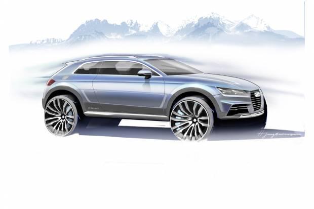 Diez nuevos Audi hasta 2020, con los SUV como protagonistas