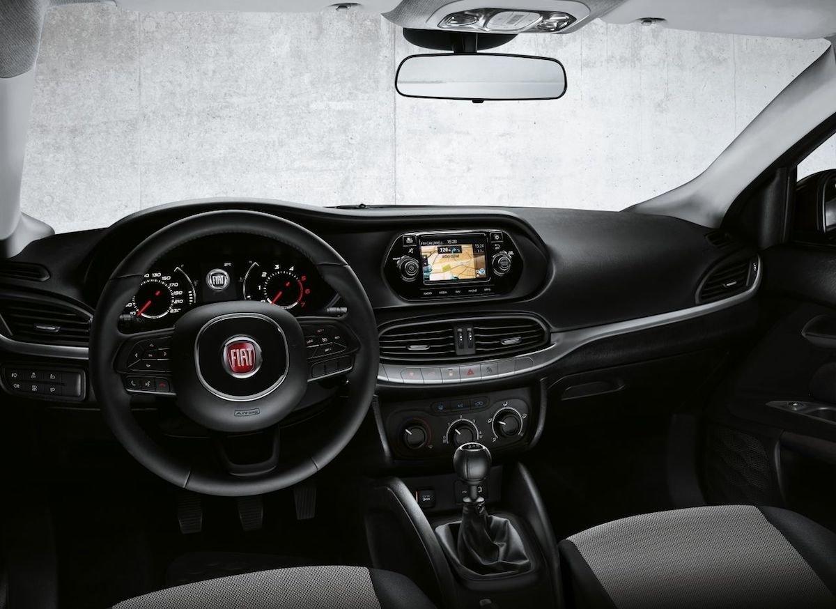 Fiat Tipo Mirror y Street