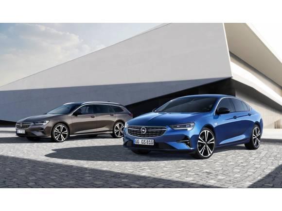 Nuevo Opel Insignia: ya se admiten pedidos desde 33.500 euros