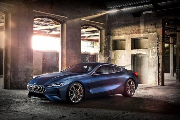 Nuevo BMW Serie 8 Concept: así será el futuro BMW Serie 8 Coupé