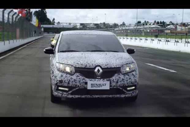 Video: se avecinan versiones RS de Dacia
