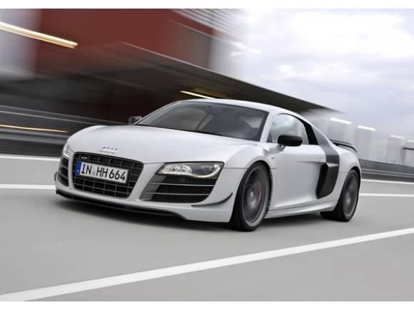 Audi R8 GT: más potente, más ligero y más rápido