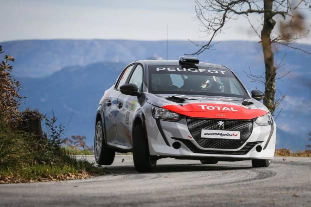Peugeot Rally Cup Ibérica 2020: se presenta el 208 Rally 4