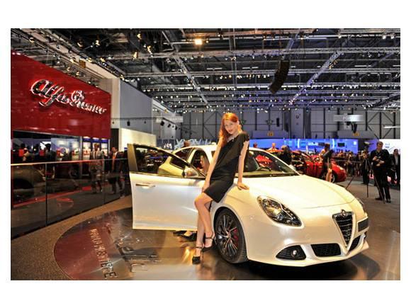 Uma Thurman y el Alfa Giulietta