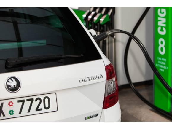 Skoda Octavia G-TEC, el primer Skoda de gas natural