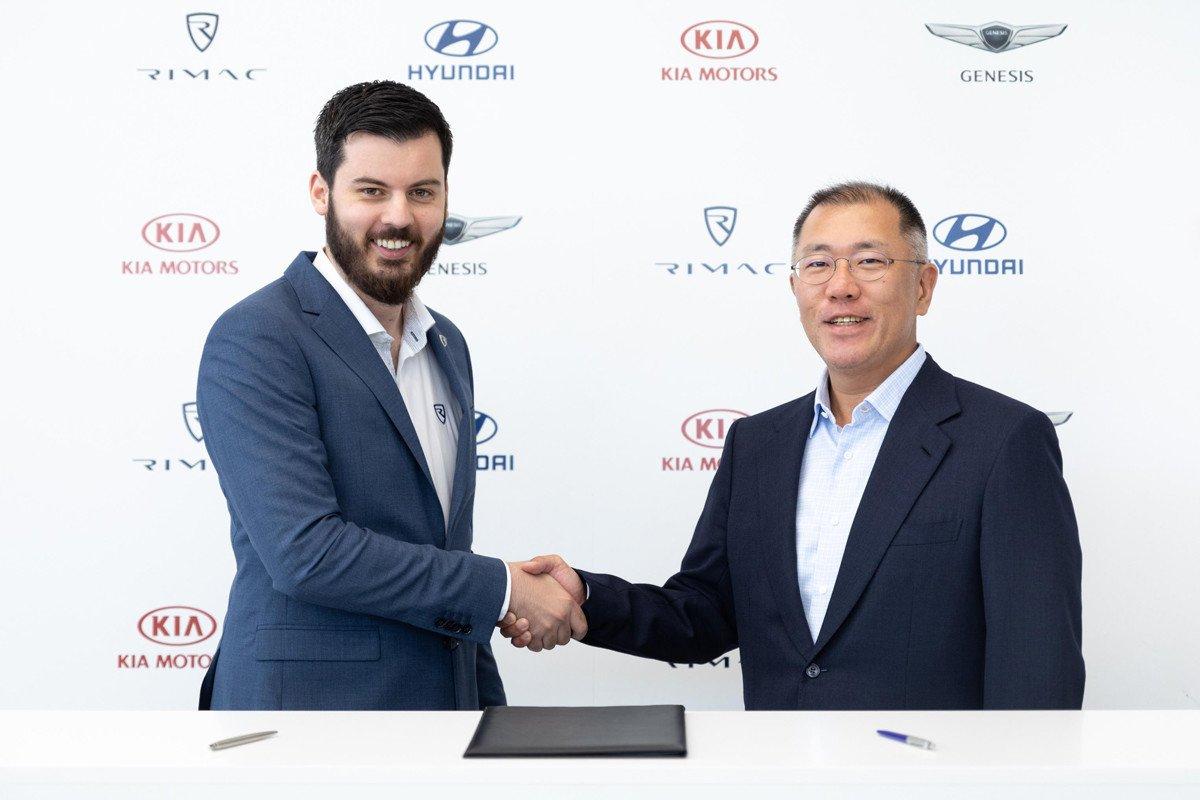 Acuerdo Rimac Hyundai