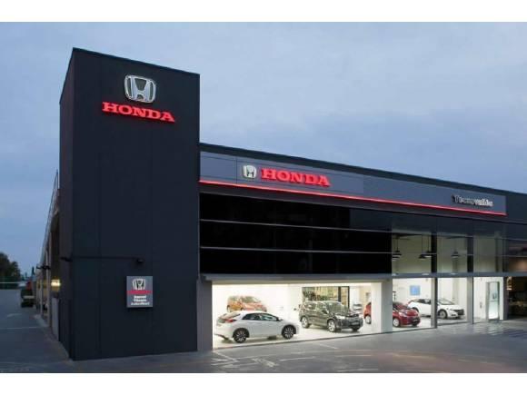 Desescalada: Honda reabre sus concesionarios con altas medidas de seguridad