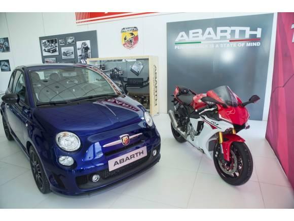 Abarth 595 Yamaha Factory Racing 99: sólo 18 en edición limitada