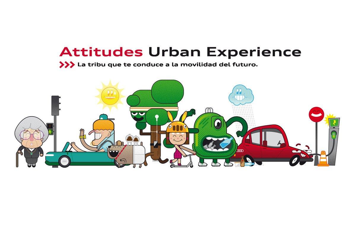 Attitudes Urban Experience