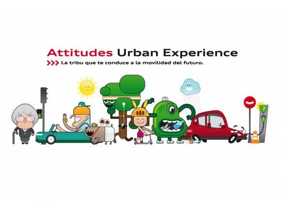 Attitudes Urban Experience, seguridad vial para niños