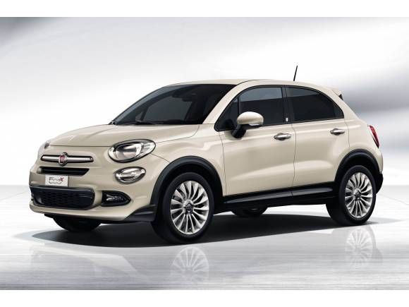 Fiat 500X Opening Edition: solo 2.000 unidades