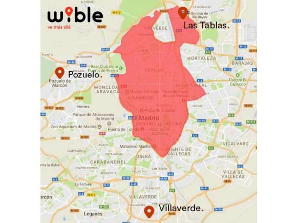 Toda la información sobre WiBLE, la nueva empresa de carsharing