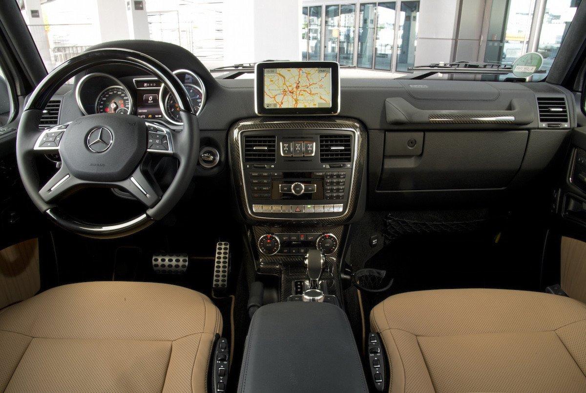 Mercedes G 500