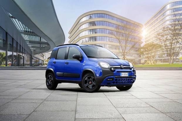 Nueva serie limitada Fiat Panda Waze