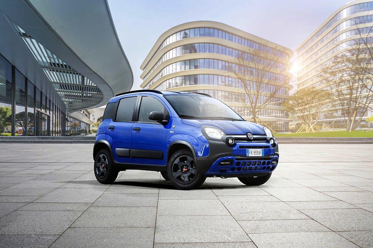 Fiat Panda Waze