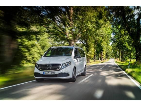 Mercedes EQV: te contamos su equipamiento de serie y su precio