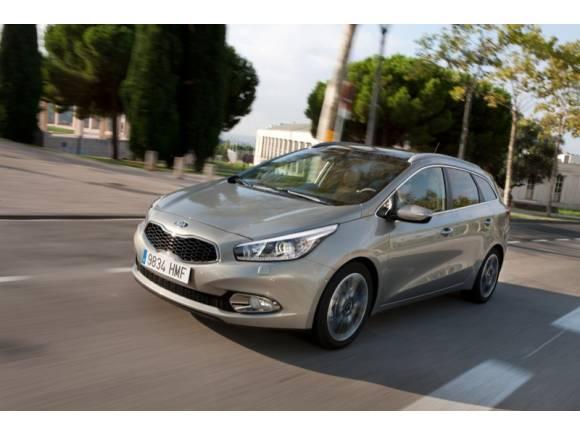 Prueba: nuevo Kia cee'd Sportswagon, la familia crece