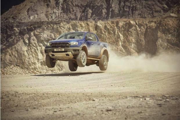 Ford Ranger Raptor, un pickup extremo para 2019