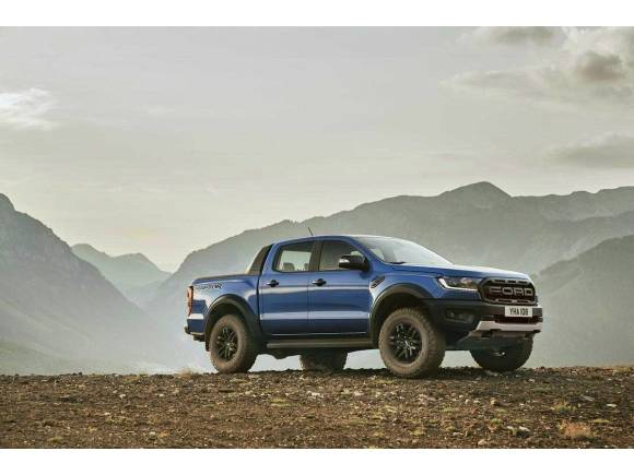 Ford Ranger Raptor, un pickup extremo para 2019