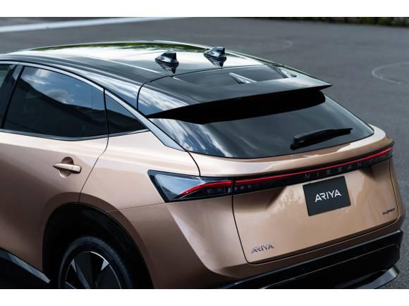 Nissan Ariya: SUV, eléctrico y coupé