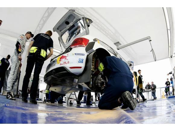 WRC: En Argentina, choque entre Ogier y Loeb