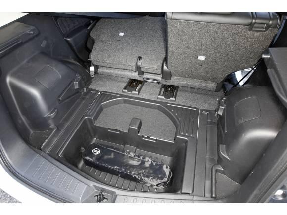 Prueba 10: Nissan Note, un monovolumen pequeño para todo uso