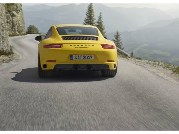 Porsche 911 Carrera T: para los más puristas